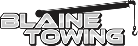 Blaine Towing Logo